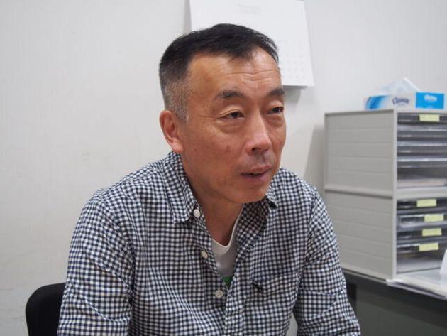 明治大学法学部の鈴木賢教授