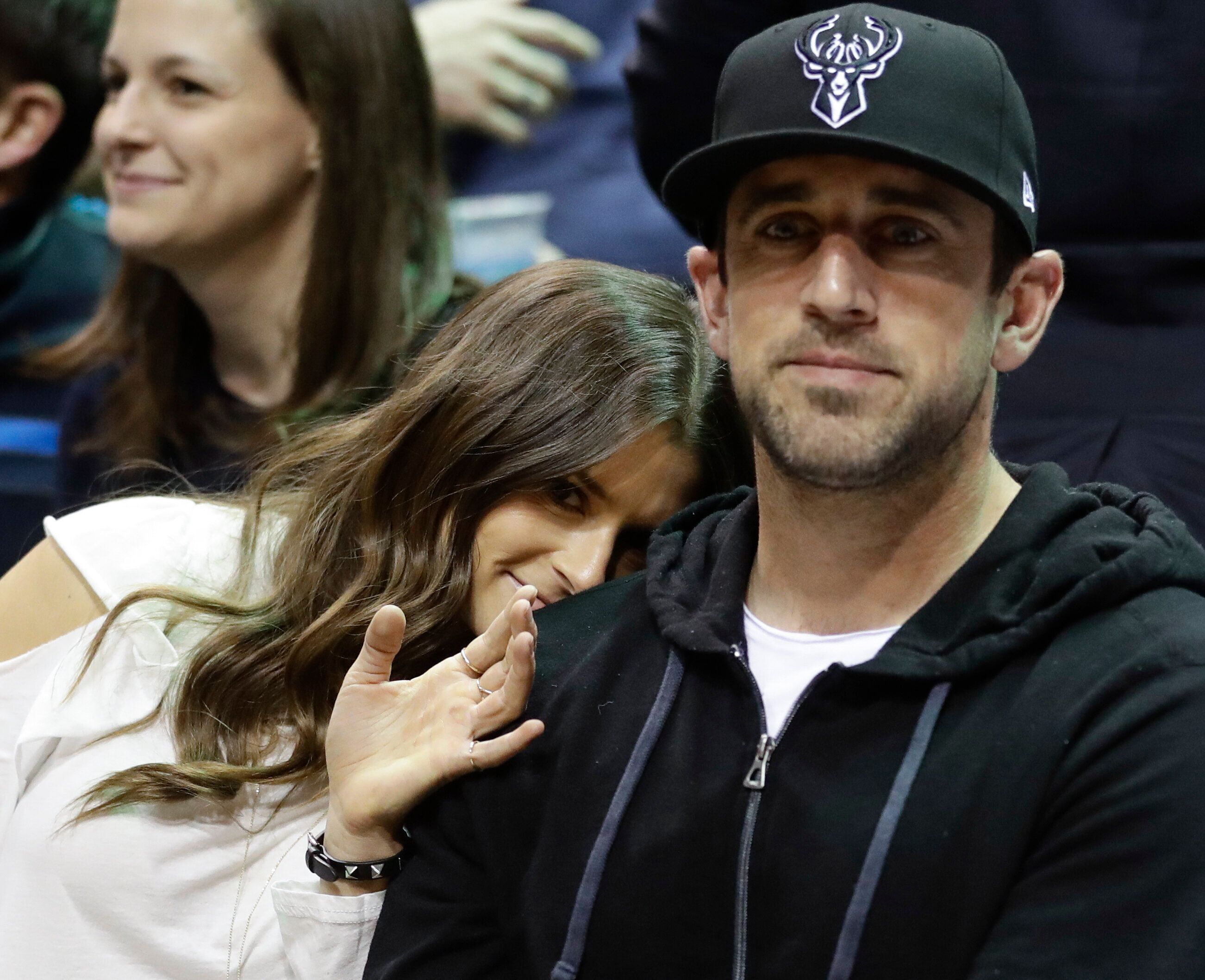 Aaron Rodgers clearly prefers to savor his beer. (AP)