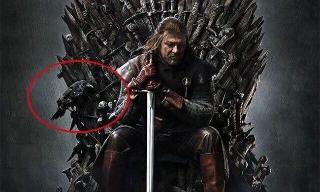 '왕좌의 게임' 시즌8 마지막회의 스포일러가 시즌1 포스터에