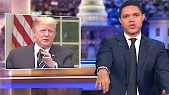Trevor Noah on Trump temper tantrum