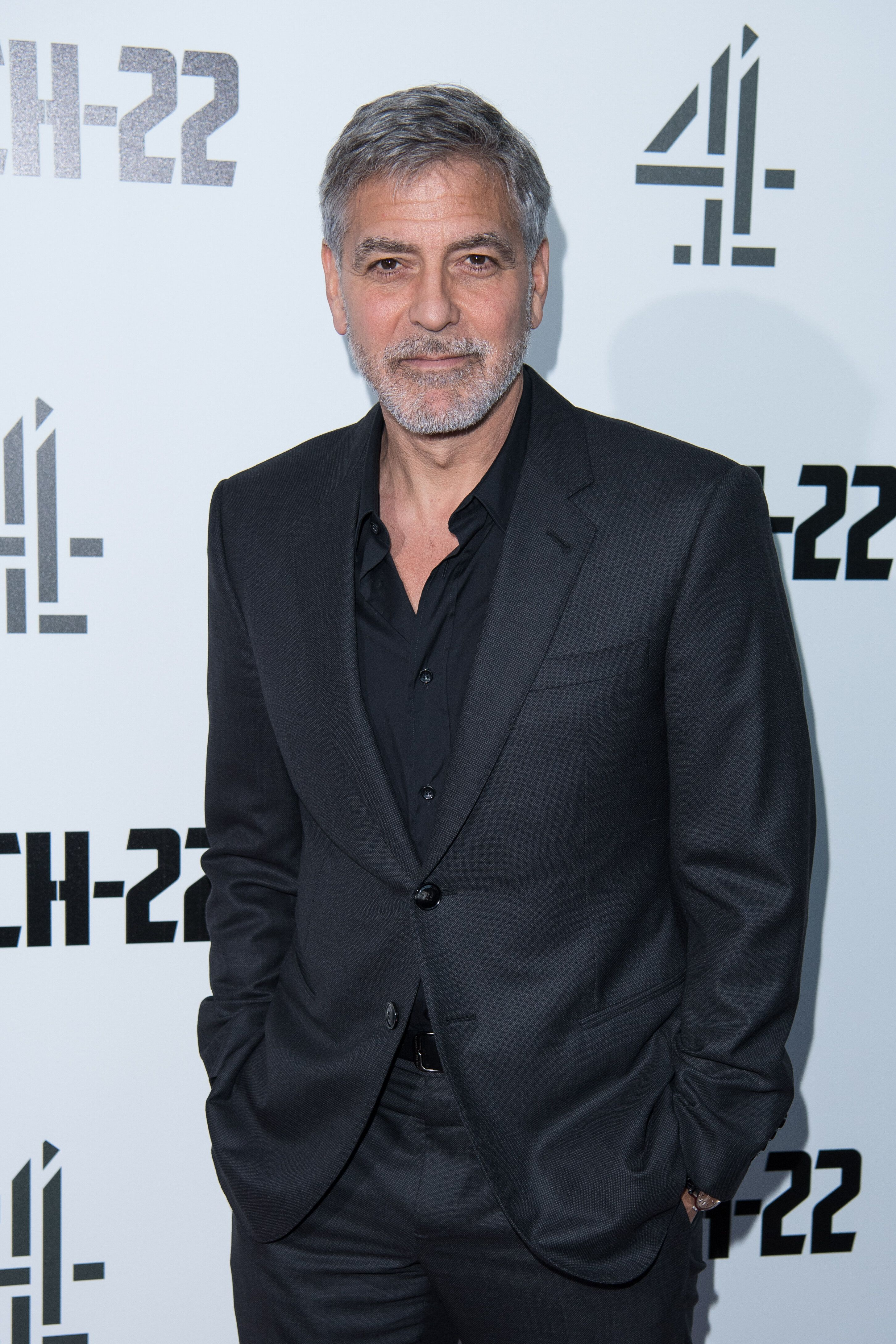 George Clooney Opens Up About Near-Fatal Motorcycle