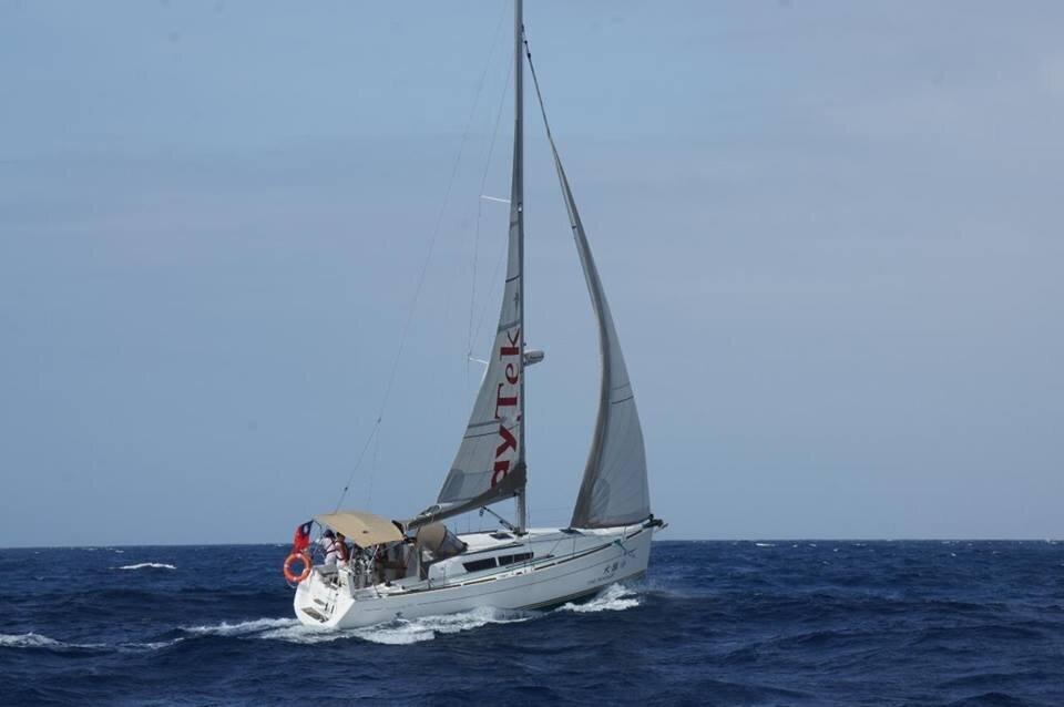 ▲夏天出遊玩法-宜蘭烏石港帆船體驗。(圖/Tripbaa趣吧!亞洲自由行專家)