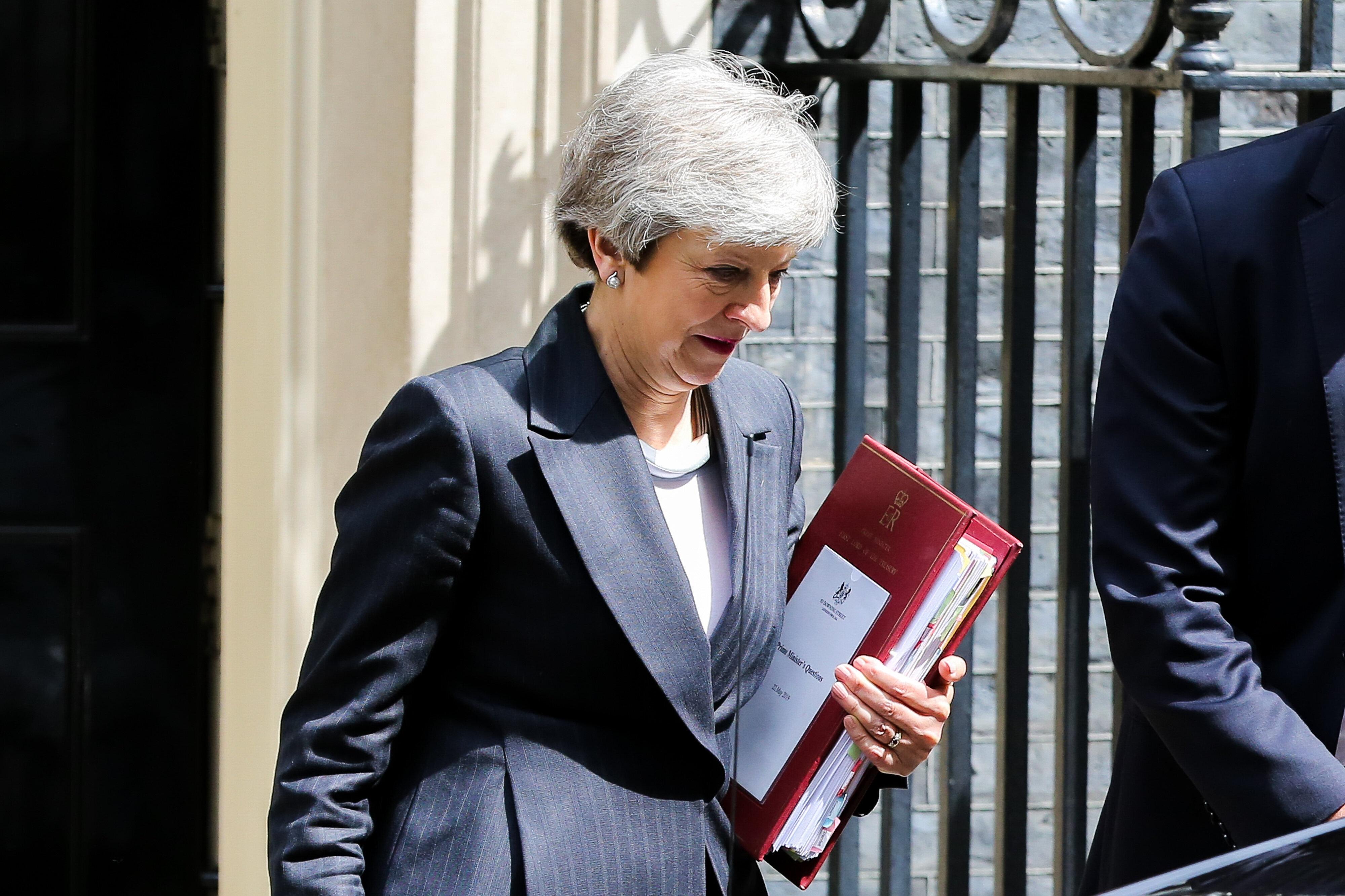 Brexit: Η Μέι ανακοινώνει τις επόμενες ώρες την ημερομηνία της αποχώρησής