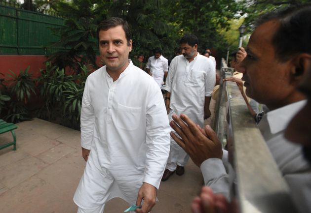 Elections 2019: Rahul Gandhi Concedes Defeat, Asks Smriti Irani To Take Care Of