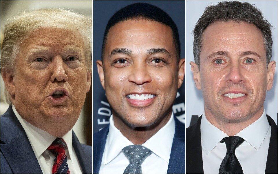 Trump, Lemon, Cuomo