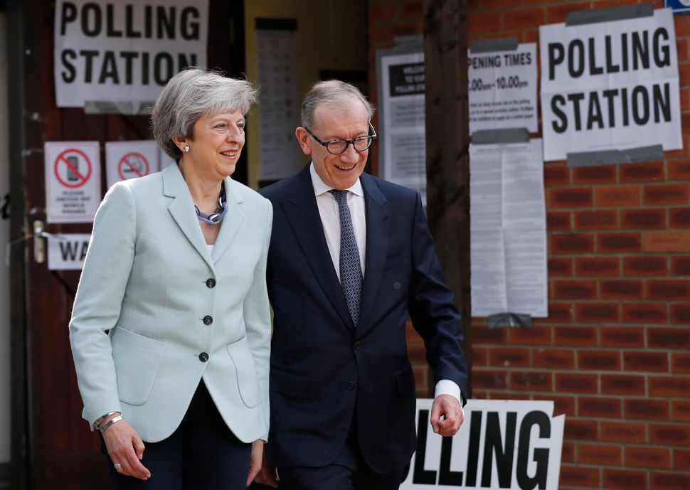 Despite her early grand ambition and her much-vaunted resilience, May's entire premiership was...