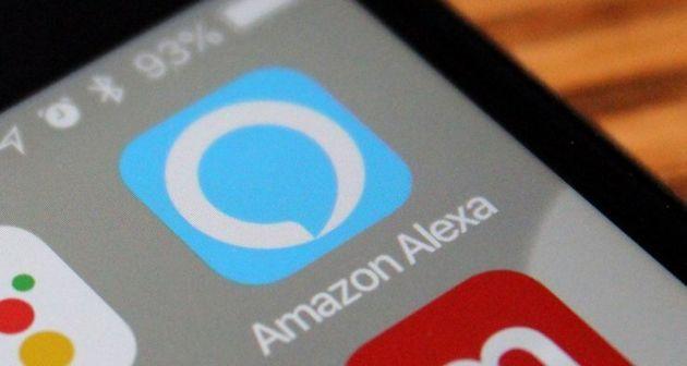 Amazon Alexaのアプリアイコン