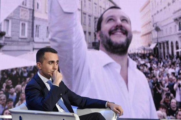 Di Maio, Salvini e la fuga dalla