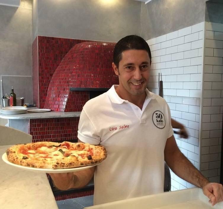 """""""La mia pizzeria napoletana a Londra premiata migliore d'Europa. Vi svelo i miei segreti"""""""