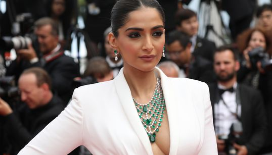 Sonam Kapoor Had A Terrific Comeback When A Website Posted A Sexist Headline About Her