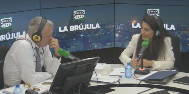 Rocío Monasterio (Vox), entrevistada por Juan Ramón Lucas en Onda