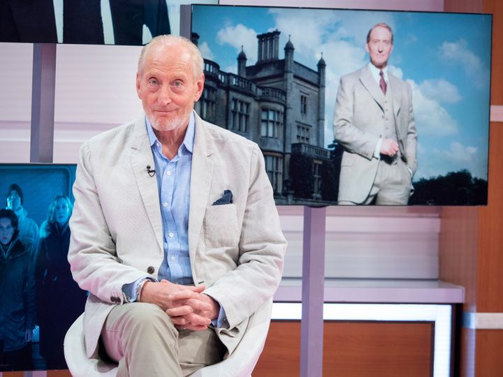 Charles on Good Morning Britain