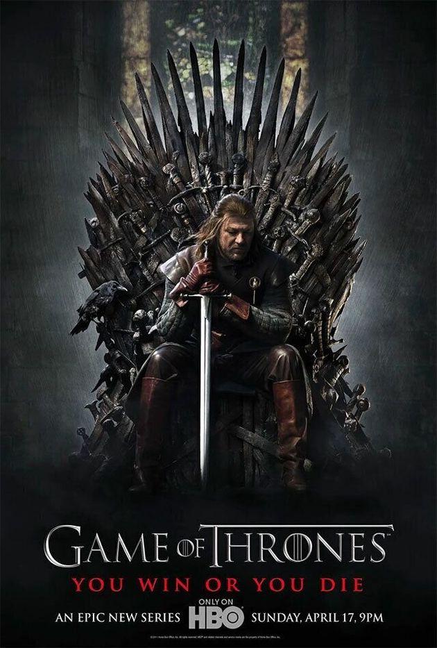 Así coló 'Juego de Tronos' el desenlace de la serie en el cartel de la primera