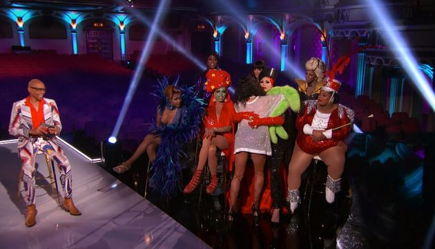 RuPaul's Drag Race: The Reunion Special's 7 Most Gag-Worthy Moments