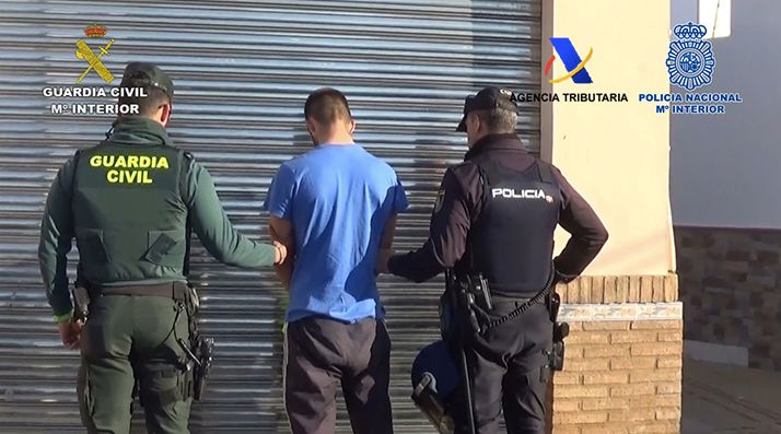 Sept personnes arrêtées en Espagne pour un trafic de drogue en provenance du