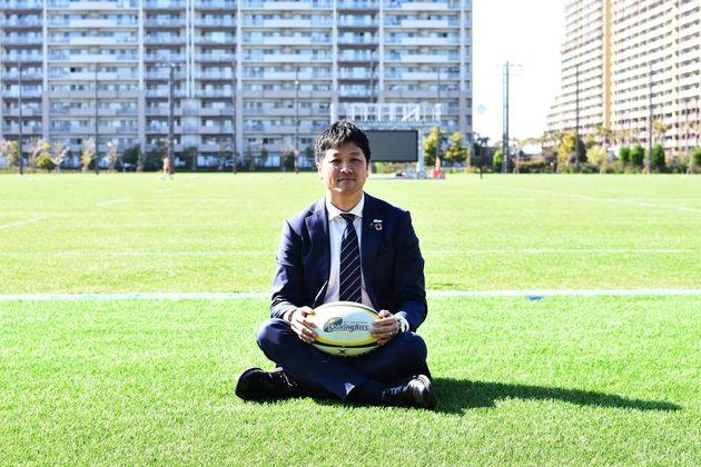 スポーツもビジネスも、どちらも全力で諦めない。NTT