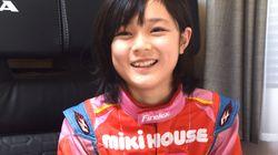 13歳の女性プロレーサー、野田樹潤(Juju)の挑戦