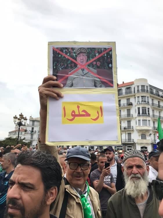 14e vendredi: Début des manifestations à Alger malgré la répression