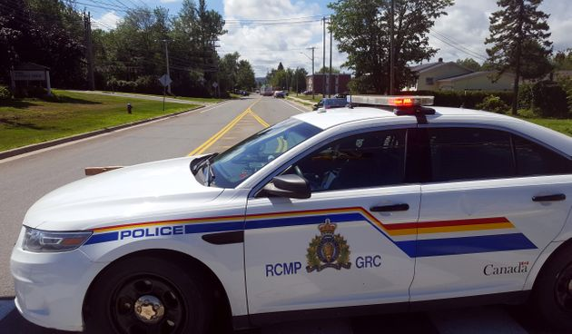 An RCMP cruiser is seen here in New Brunswick. Mounties say they interviewed or assessed more than 150...