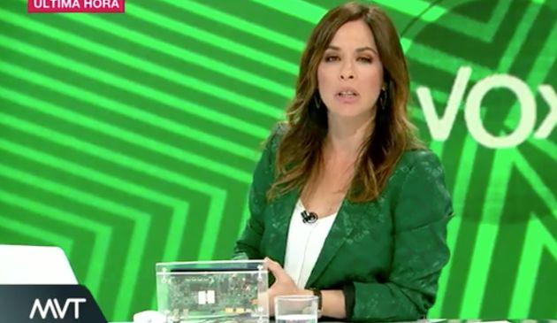 Mamen Mendizábal ('Más Vale Tarde'), más rotunda que nunca contra un líder político:
