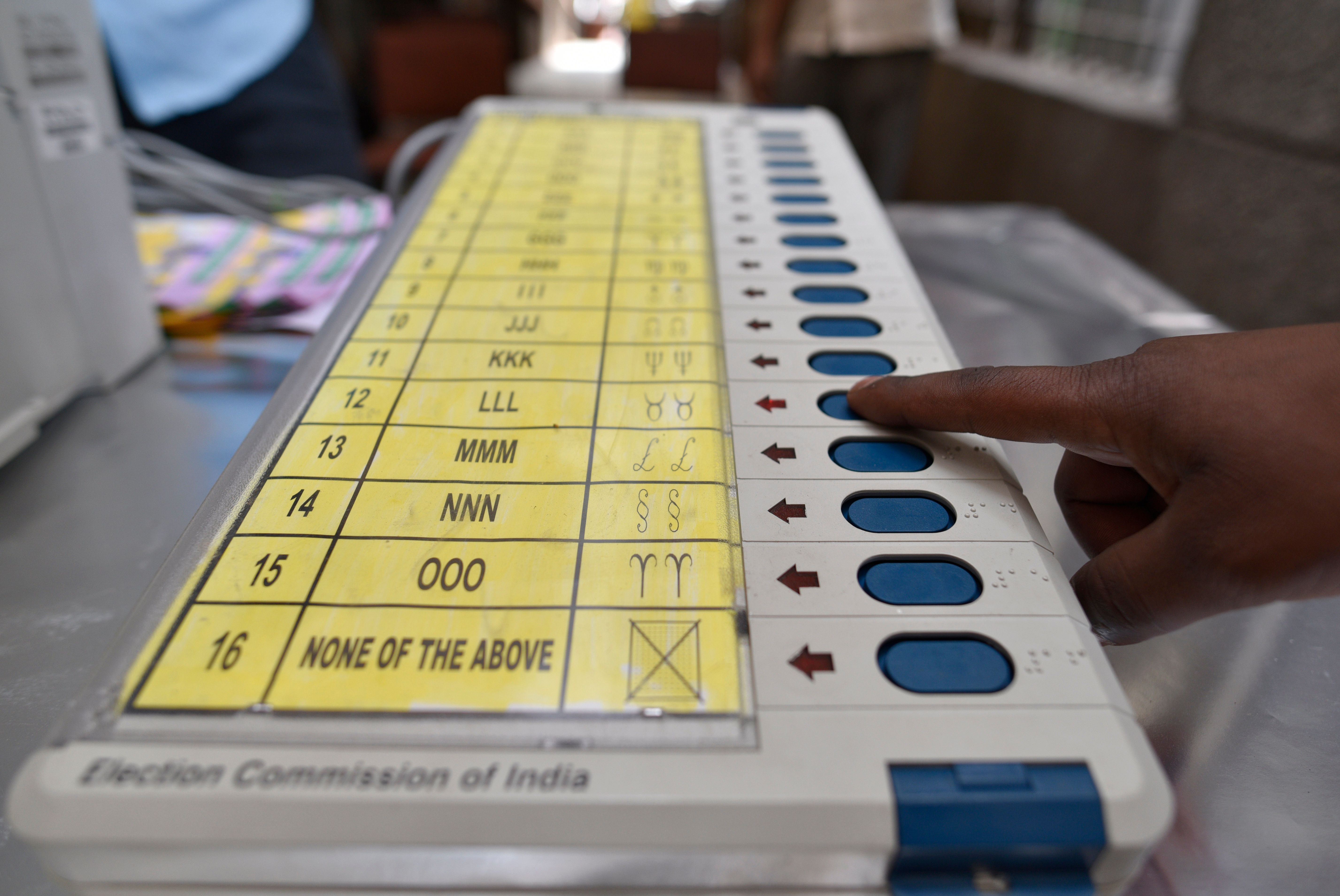 Election Results 2019: Bihar Sees Highest Number Of NOTA