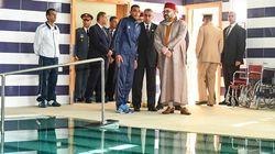 Handicap: Le roi inaugure à Casablanca la section régionale d'un centre pour