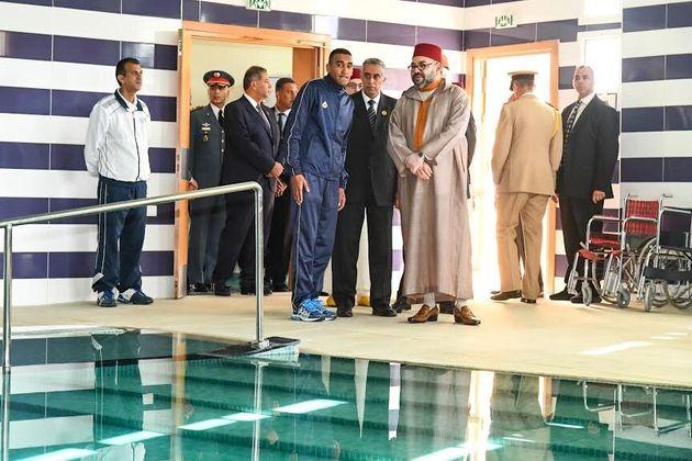 Handicap: Le roi inaugure la section régionale du Centre National Mohammed VI des Handicapés à