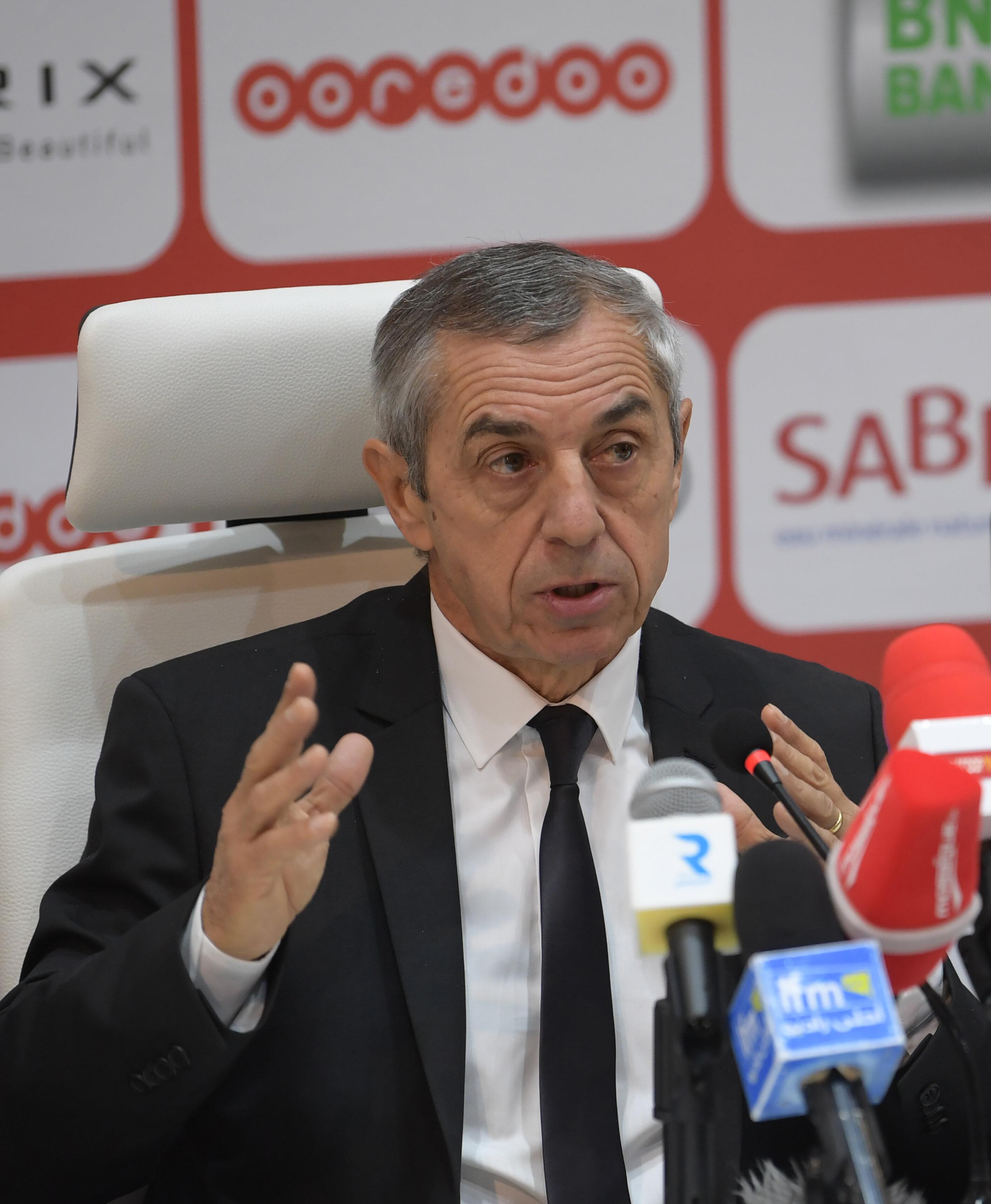 CAN 2019: Alain Giresse annonce une pré-sélection de 17 joueurs tunisiens évoluant à