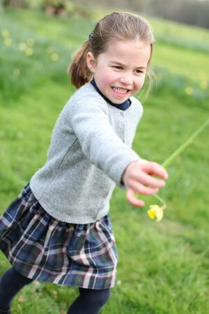 Princess Charlotte To Start Thomas's Battersea School In September 2019
