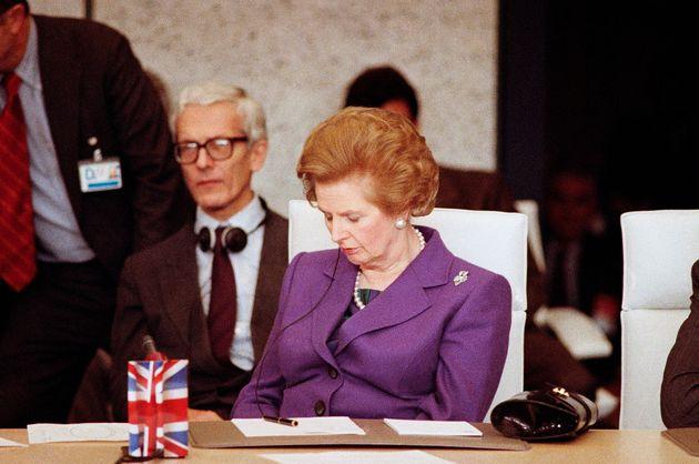 Margaret Thatcher, Première ministre de 1979 à