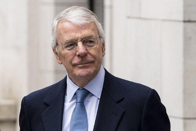 John Major, Premier ministre de 1990 à