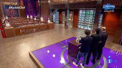 TVE dará explicaciones por esta imagen de 'MasterChef': fíjate en lo que tienen los concursantes en la