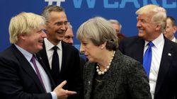 Avant sa visite à Londres, Donald Trump adoube Boris