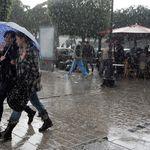 Alerte météo: Pluies intenses et orageuses attendues ces prochains