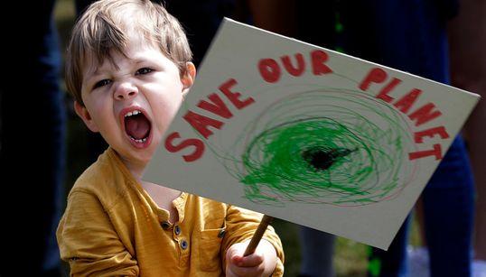 Μαθητές από όλο τον κόσμο στους δρόμους για την δεύτερη παγκόσμια απεργία κατά της κλιματική