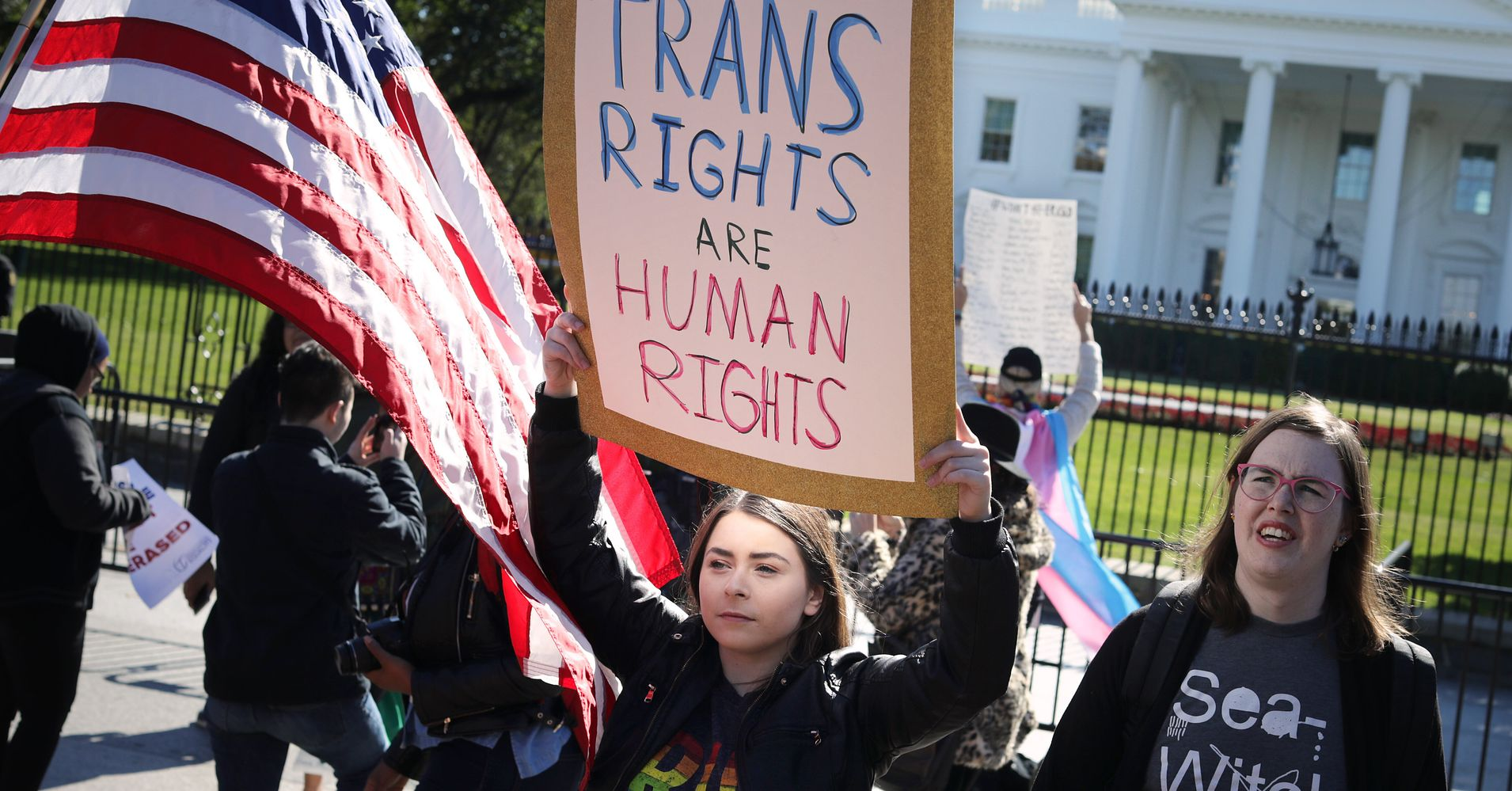 Trump Administration Proposes Nixing Health Care Protections For Transgender People