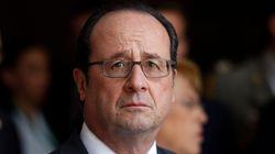 Hollande photographié à côté de l'un des suspects de l'attentat déjoué contre des