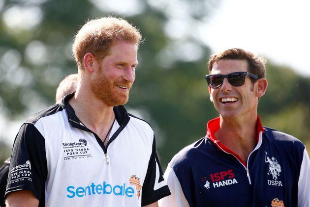 Harry segna i punti decisivi nella partita di beneficenza. A Roma, anche senza Meghan, vince il sorriso...