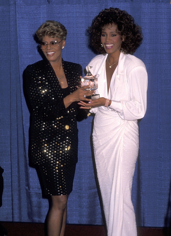 Dionne Warwick On Whitney Houston Hologram Tour: 'It's Stupid'