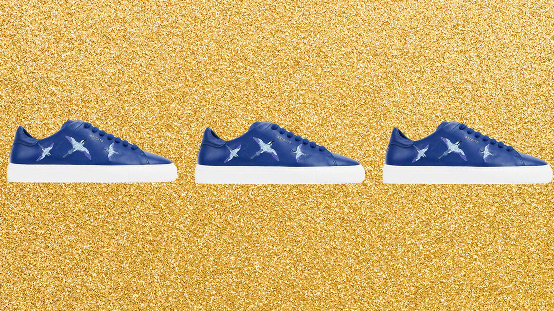 The Best Wedding Trainers For Fashionable (And Comfortable) Brides And Grooms