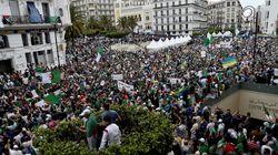 14e vendredi à Alger: face à la répression policière, les Algériens sortent encore plus nombreux dire