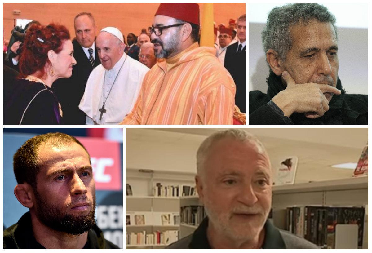 Voici les personnalités étrangères ayant obtenu la nationalité marocaine cette
