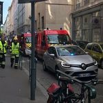 Une explosion à Lyon fait au moins 6
