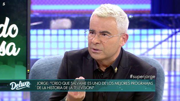 Jorge Javier Vázquez dice abiertamente a quién va a votar en las próximas
