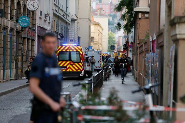 Una explosión deja al menos 13 heridos en el centro de