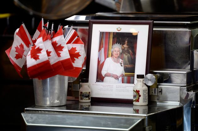 The Government Won't Send You Free Pictures Of The Queen Anymore