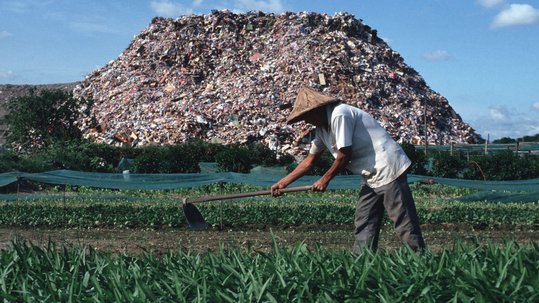 How The Country Once Nicknamed 'Garbage Island' Cut Waste By