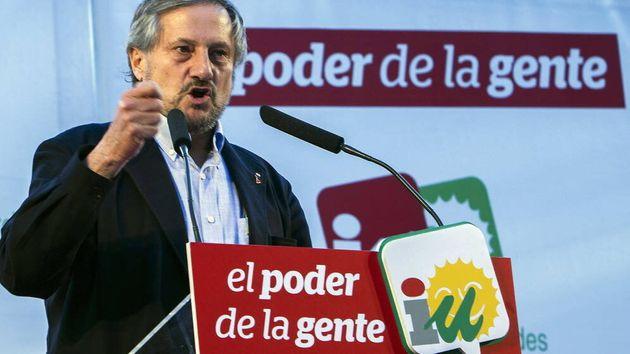 Willy Meyer, eurodiputado de