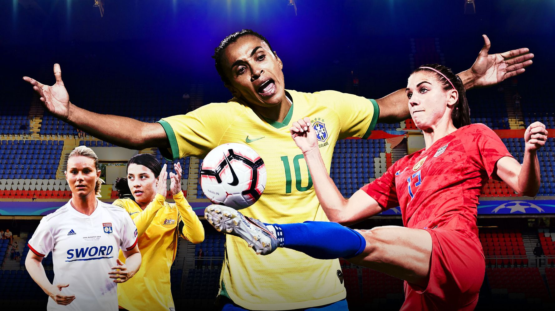 The Best Women's World Cup In History Is About To Begin | HuffPost