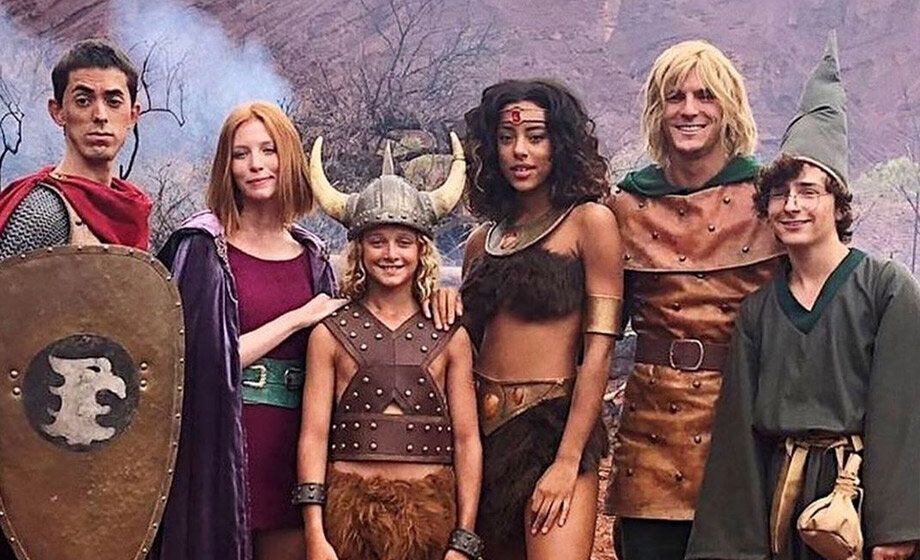 Filme de 'Caverna do Dragão' era apenas uma propaganda - mas ficou